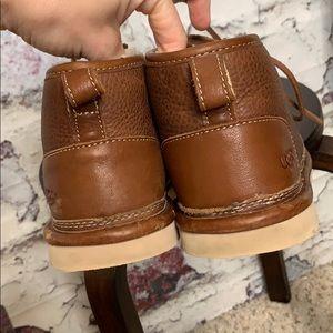 UGG Shoes - Mens UGG brown shoe boots 7
